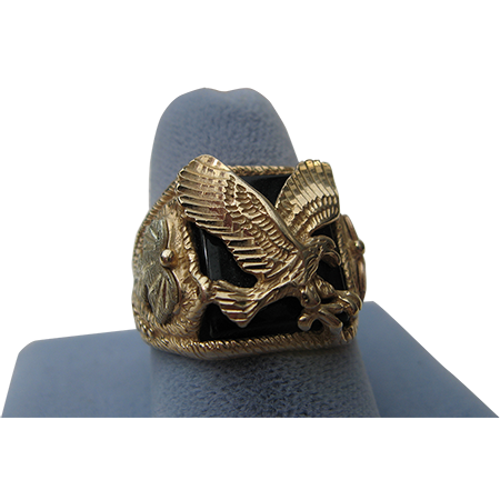 eagle ring home sale auction