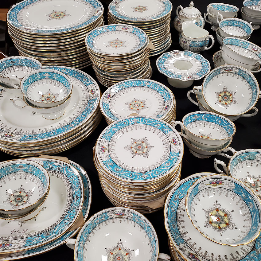 china-dish-collections-estate-sales
